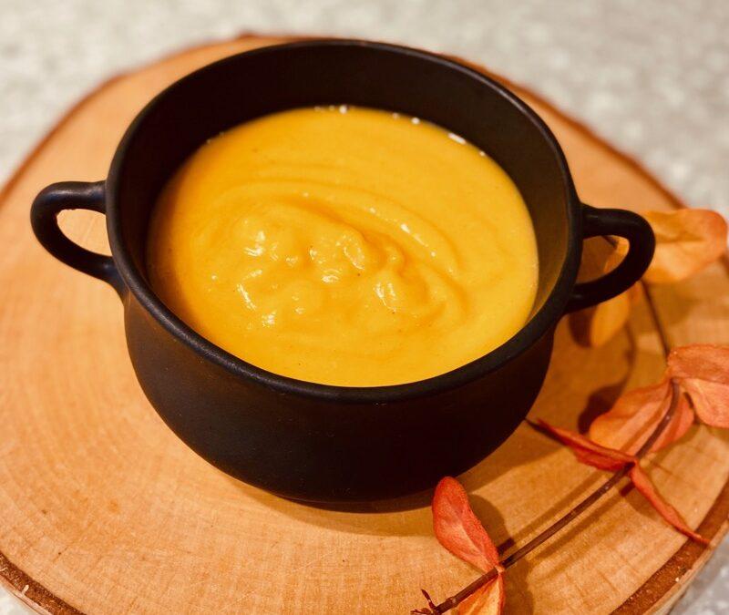 Fall Season taste – Curried Butternut Squash